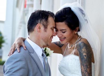 Sebelum Disiksa Suami, Tiga Setia Gara Rayakan Ulang Tahun Pernikahan