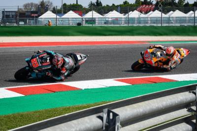 Quartararo Bahagia Bisa Bertarung dengan Marquez di Misano