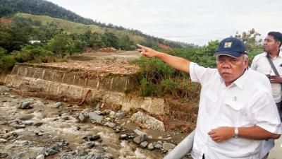 Menteri Basuki: Potensi Kebakaran Hutan dan Lahan di Ibu Kota Baru Kecil Sekali