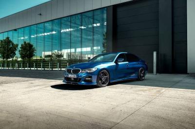 Modifikasi BMW Seri 3 Terbaru, Dongkrak Tampilan Gaya Ciamik
