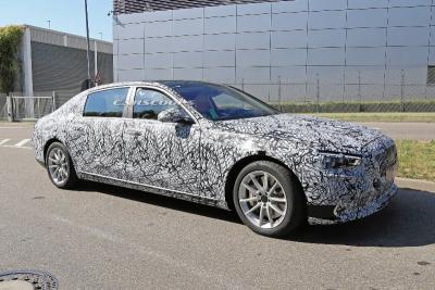 Mercedes Benz Suntikkan Teknologi Otonom pada Seri S-Class