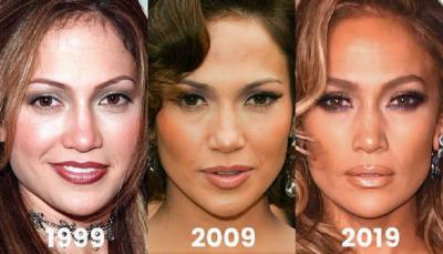 Terungkap Rahasia Wajah Jennifer Lopez 20 Tahun Lebih Muda dari Usia Aslinya
