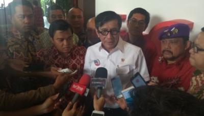 Lantik MPPN dan MKNP, Menkumham Minta Tindak Tegas Notaris Nakal