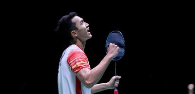 Head to Head Jonatan vs Shesar Jelang China Open 2019