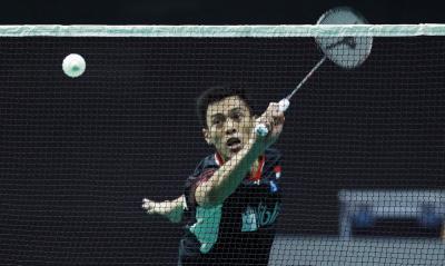Kejutan, Shesar Singkirkan Jonatan Christie di Babak Pertama China Open 2019