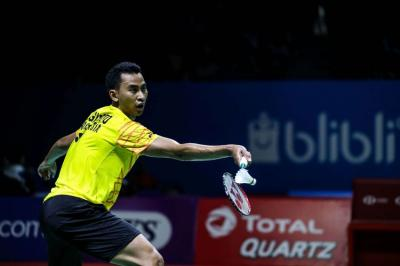Tommy Sugiarto Ungkap Kunci Sukses di Babak Pertama China Open 2019