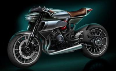 Kawasaki Kembali Goda Konsumen dengan Produk Baru Misteriusnya