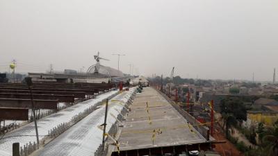 Tol Layang Cikampek II Akan Kantongi Sertifikat Laik Operasi Bulan Depan