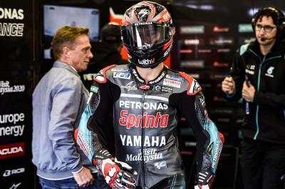 Menyaingi Marquez di Misano, Quartararo Pede Hadapi MotoGP Aragon 2019