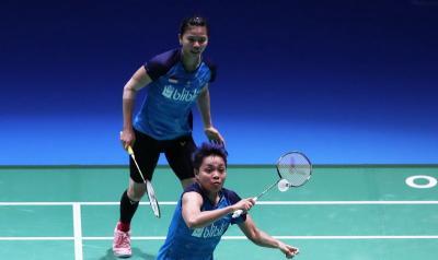 Greysia Apriyani Melangkah ke Babak Kedua China Open 2019