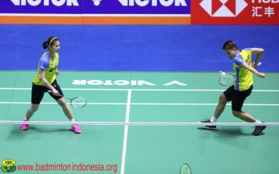 Jelang Lawan Pasangan Denmark di China Open 2019, Ini yang Diwaspadai Greysia Apriyani
