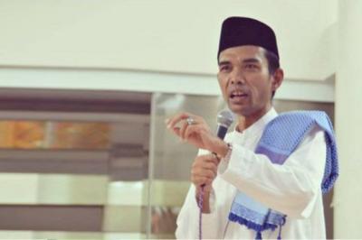 Soroti Adegan Masuk Gereja di Film The Santri, Ustadz Abdul Somad: Haram