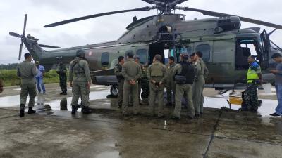 Pesawat Twin Otter yang Hilang Kontak di Papua Diduga Mendarat Darurat