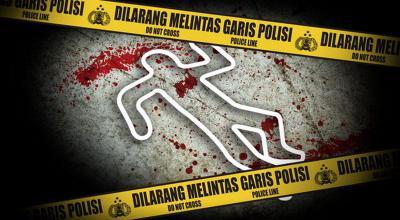 Tak Terima Dinasehati, Anak Bunuh Ayah Tiri di Bekasi