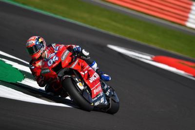 Dovizioso Siap Perjuangkan Hasil Positif di MotoGP Aragon 2019