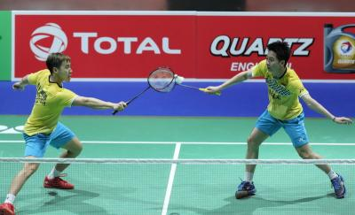 Marcus Kevin Sukses Balas Dendam ke Choi Seo di 16 Besar China Open 2019