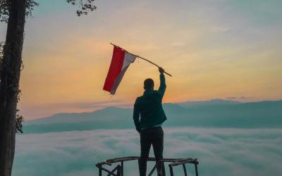 Muncul Negeri di Atas Awan Baru, Letaknya Dekat dari Jakarta!