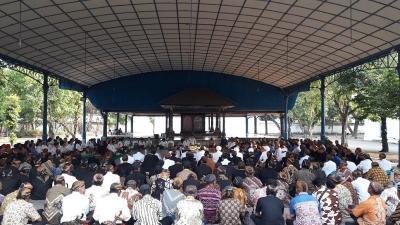 Dewan Adat Gelar Peringatan Berdirinya Keraton Kasunanan di Desa Sala