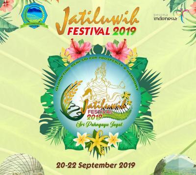 Puncak Perayaan Festival Jatiluwih 2019 Siap Digelar