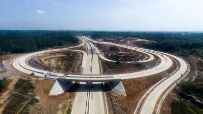 Selain Balsam, Ibu Kota Baru Bakal Tersambung Jalan Tol Baru