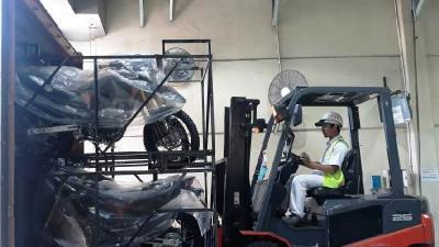 Ekspor AHM Didominasi Segmen Skutik, Honda CRF 150 Catatkan Peningkatan 71 Persen