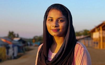 Kisah Sedih Gadis Rohingya, Dikeluarkan dari Kampus karena Etnis