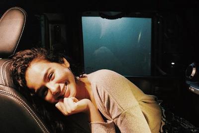 Dilamar Vicky Prasetyo, Intip 5 Potret Seksi Sahila Hisyam si Cantik Berdarah Arab-Pakistan