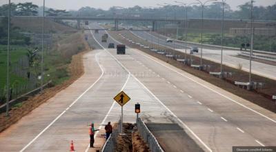 Jalan Tol Serpong-Balaraja Ditargetkan Rampung 2024