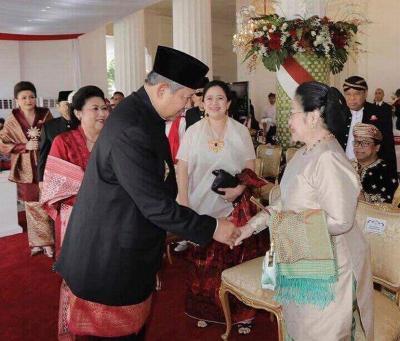 Peristiwa 20 September: SBY dan Megawati Bertarung di Pemilu 2004