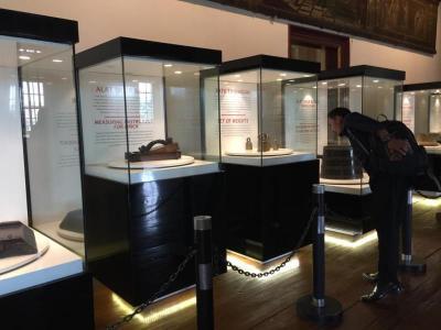 Mengintip Isi Museum Wayang dan Seni Rupa di Kota Tua