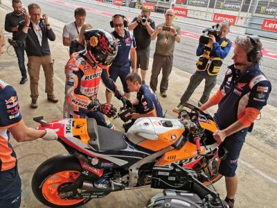 Lorenzo Bakal Berusaha Tampil Maksimal di Sisa Kontraknya Bersama Honda