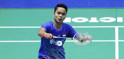 Anthony Ungkap Kunci Sukses Melangkah ke Semifinal China Open 2019