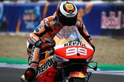 Berpotensi Hujan, Lorenzo: Hari Kedua MotoGP Aragon 2019 Lebih Sulit!