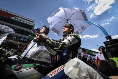 Jelang MotoGP Aragon 2019, Crutchlow Rasakan Hal Positif pada Motor Honda