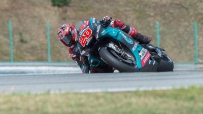 Yamaha Janjikan Motor Terbaik untuk Quartararo Musim Depan