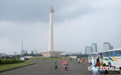 Cuaca Jakarta Diperkirakan Cerah Berawan Hari Ini