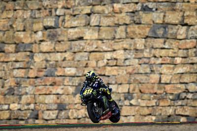 Rossi Prediksi Hasil MotoGP Aragon 2019 Sama seperti Misano