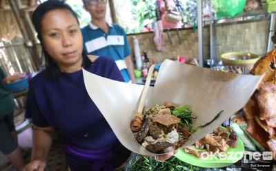Festival Jatiluwih 2019 Diramaikan Stand Kuliner, Pedagang 'Banjir' Rezeki