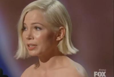 Menang Emmy Awards 2019, Michelle Williams Singgung Kesetaraan Upah