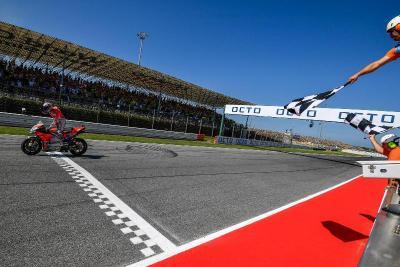 Dovizioso Sebut Podium di Aragon Penting untuk Ducati