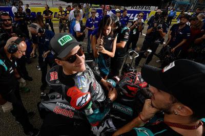 Masuki Babak Akhir MotoGP 2019, Quartararo Tertantang Kalahkan Miller