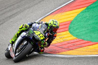 Rossi: Saya Lebih Menderita dari Vinales dan Quartararo di MotoGP Aragon 2019