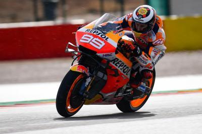 Finis Ke-20 di MotoGP Aragon 2019, Lorenzo: Yang Penting Saya Finis