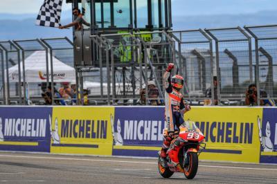 Crutchlow Sebut Kemenangan Marquez di MotoGP Aragon 2019 Tanpa Hambatan