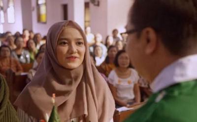 Polemik Film The Santri, Benarkah Muslim Masuk Gereja Murtad?