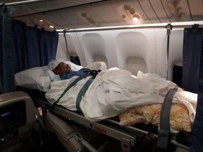 3 Jamaah Haji yang Dirawat Diperbolehkan Pulang ke Tanah Air