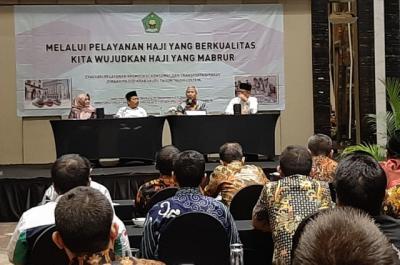 Kemenag Optimis Indeks Kepuasan Haji 2019 Mencapai 85,30