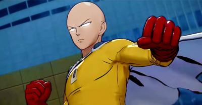 Game One Punch Man Bakal Meluncur di PS4, Xbox One dan PC