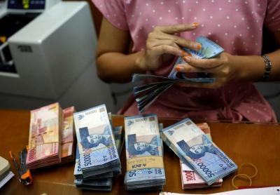 Awal Pekan, Rupiah Menguat ke Rp14.117 USD