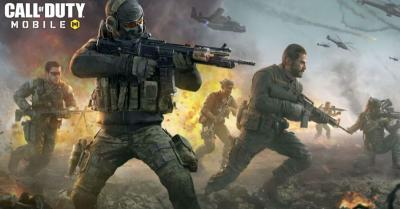 5 Senjata Api Terbaik di Game Call of Duty: Mobile